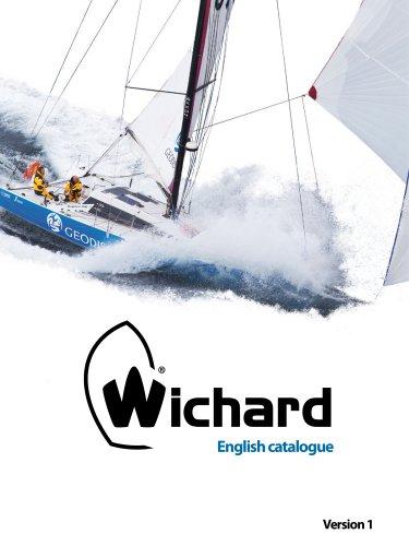 Wichard catalogue - Version 1