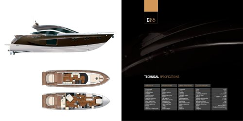 C65 - Technical specifications