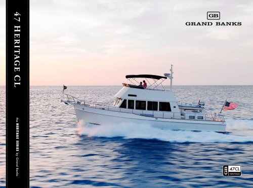 GRAND BANKS 47 HERITAGE CL