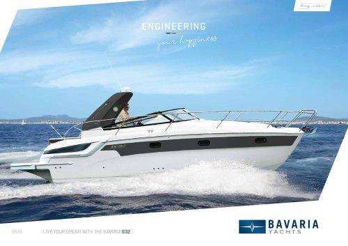 BAVARIA S32
