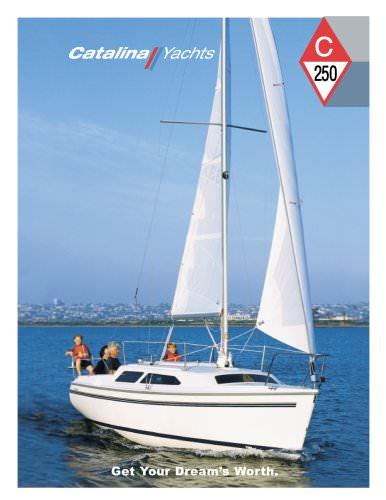 Catalina 250 Water ballast