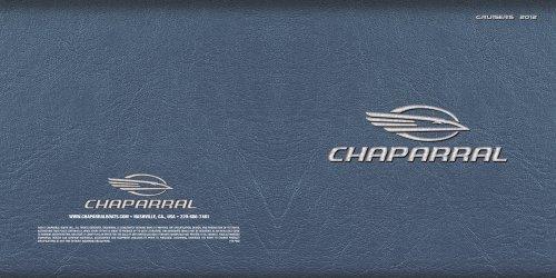 2012 Cruiser & Sport Yachts Brochure