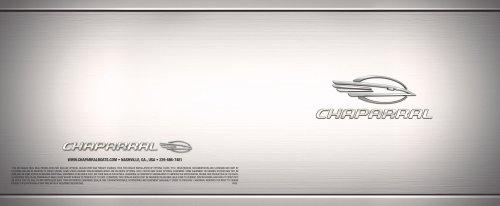 2013 Chaparral Fleet
