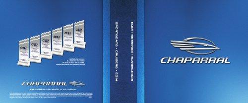 2014 Cruisers & Sportboats Brochure