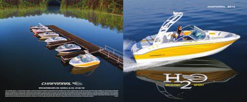 2014 H2O Brochure