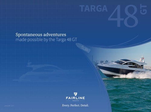 Targa 48 GT