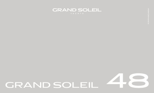 Brochure GS 48 Performance
