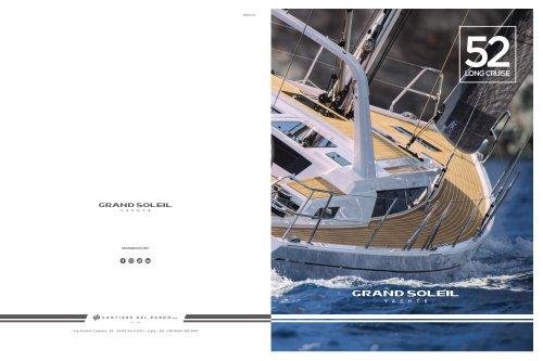 Brochure GS 52 Long Cruise