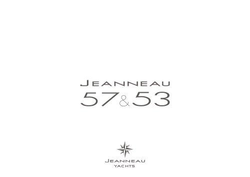 Jeanneau 53 / 57