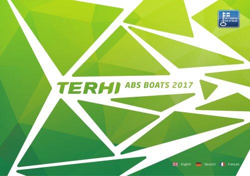 TERHI ABS BOATS 2017
