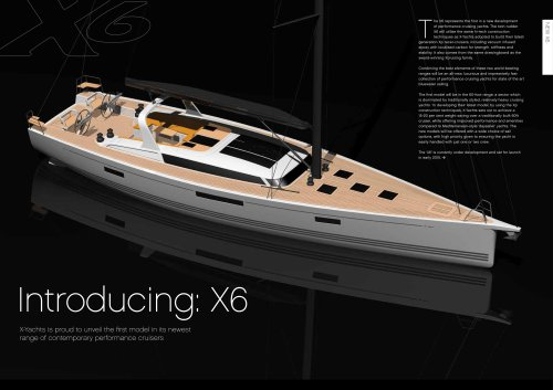Introducing: X6