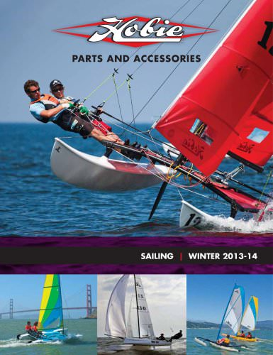 2013 winter sailing - catalog international