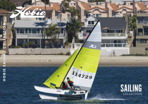 Hobie sailing collection