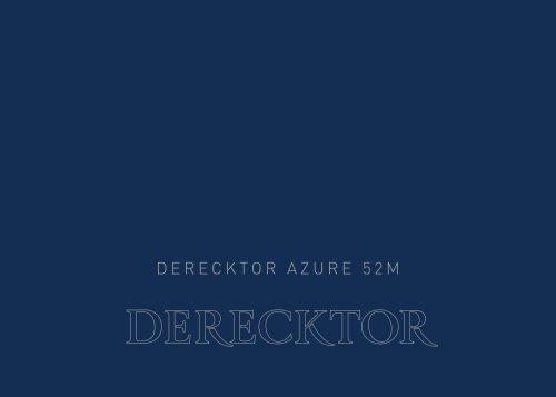 Derecktor Awareness Azure 52m