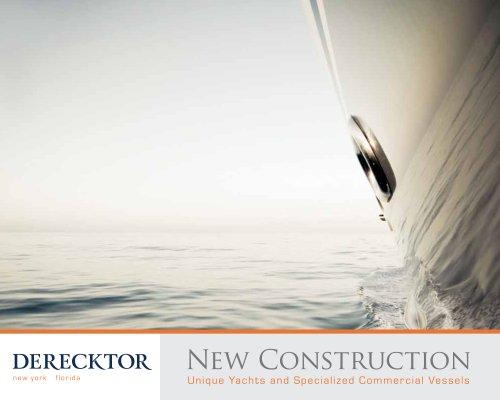 Derecktor New Construction