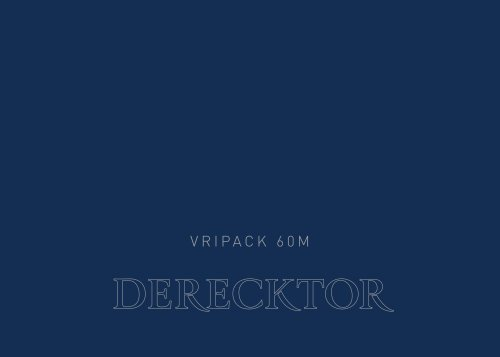 Derecktor Vripack 60m