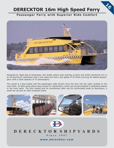 ferries 16m