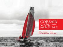 Corsair-Trimaran-Range
