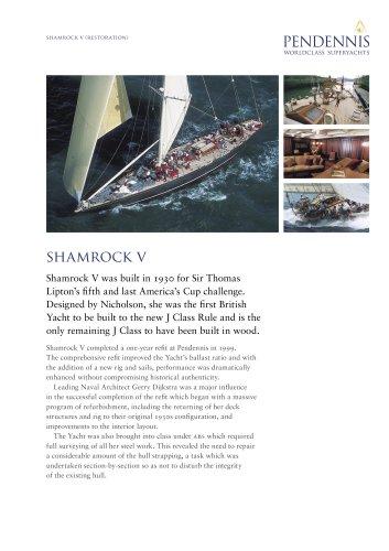 SHAMROCK V