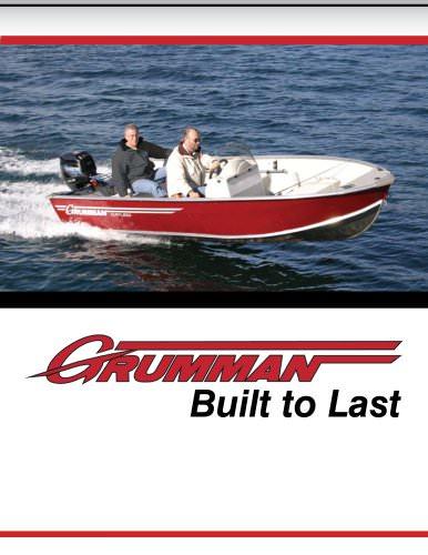 Grumman boats 2012
