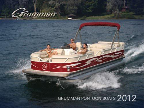 Grumman Pontoon 2012
