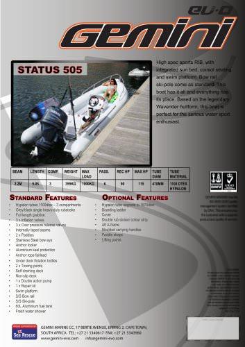 status 505