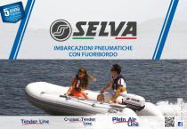 Imbarcazioni pneumatiche  Tender, Cruiser Tender, Plein Air Line