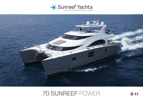 70Sunreef Power