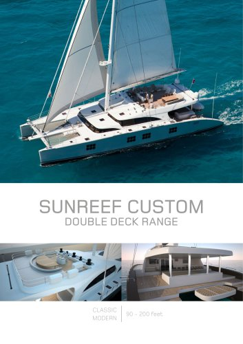 SUNREEF CUSTOM