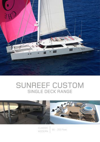 SUNREEF CUSTUM