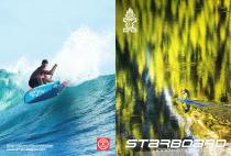 2016 STARBOARD SUP CATALOGUE