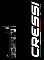 Cressi Catalog 2014