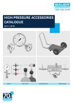 Accessories Catalogue 2017/2018