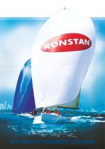 2013 Sailboat Hardware Catalogue sections