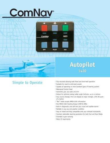 Autopilot 1420