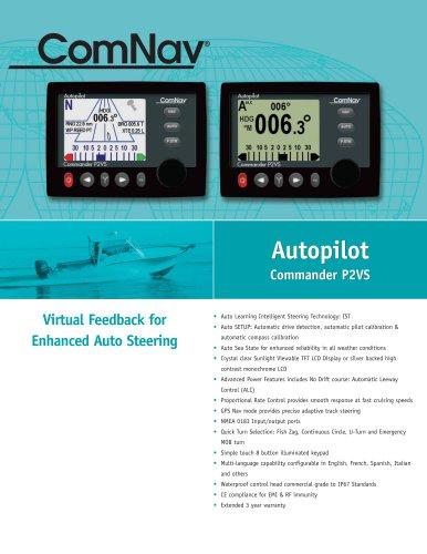 Autopilot Commander P2VS