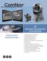ComNav V7 High Sensitivity Thermal Night Vision and Low Light Camera