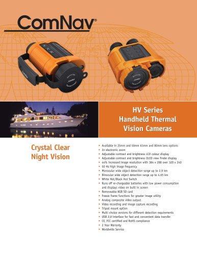 HV Series Handheld Thermal Vision Cameras
