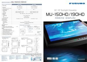 MU 150 hd  / 190 hd