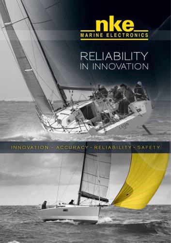 nke Marine Electronics Brochure