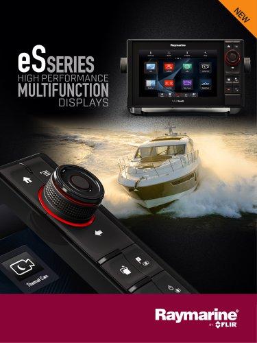 eS Series High Performance Multifunction Displays