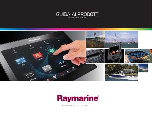Raymarine Guida al prodotti 2014