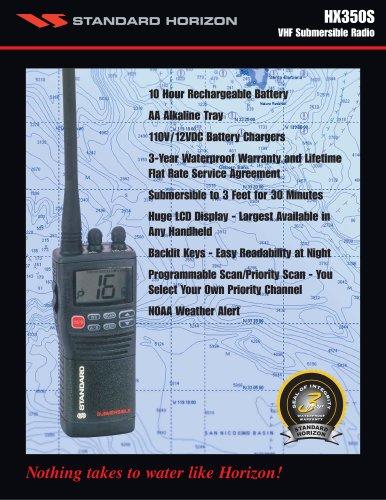 Handheld VHF
