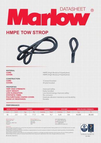 HMPE TOW STROP