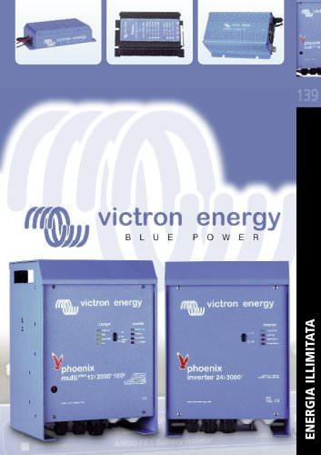 Caricabatterie, inverter e batterie