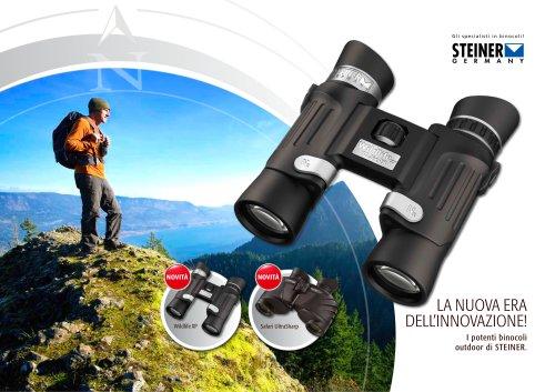 STEINER Outdoor Catalogue 2012