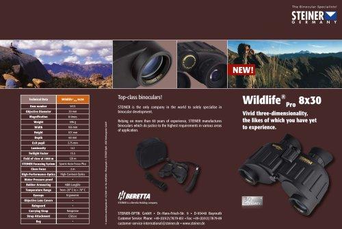 STEINER Wildlife Pro Flyer