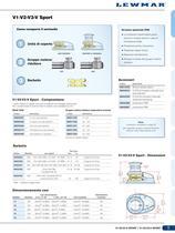 Lewmar Catalogue 2010 - 11