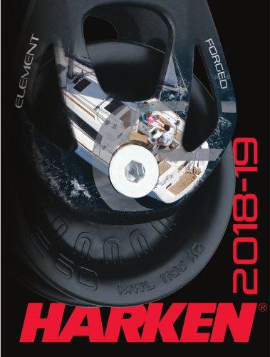 Harken Catalog 2018-19