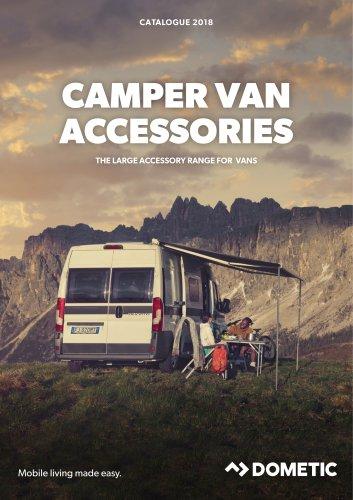 CAMPER VAN ACCESSORIES